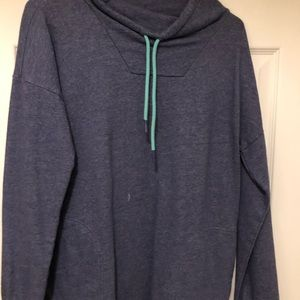 Vineyard Vines 'Performance' cowl neck sweatshirt
